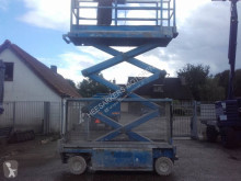 Niftylift SLS 4-8 aerial platform used