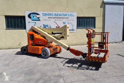 JLG E400A Narrow aerial platform used articulated self-propelled