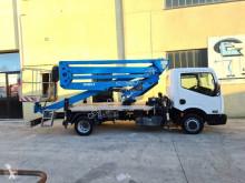 Nacela montata pe camion cu brat articulat telescopic Isoli PNT 205