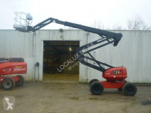 Manitou 180 ATJ aerial platform used telescopic articulated self-propelled