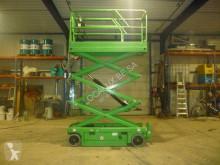 Plataforma elevadora Haulotte Compact 8 plataforma automotriz de tijeras usada