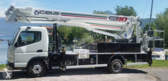 Cela telescopic truck mounted DT40