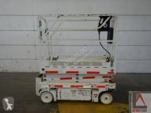 Haulotte Optimum 8 plataforma automotriz de tijeras usada