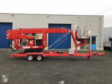 Teupen aerial platform trailer Leo 23 H, Hoogwerker + Aanhanger