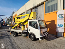Socage articulated truck mounted DA 320