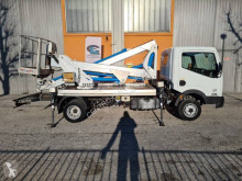 Multitel articulated truck mounted MX 170