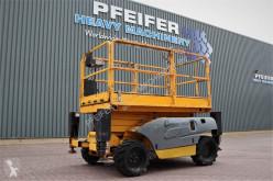 Haulotte COMPACT 10DX Diesel, Drive, 10.2m Working Heig used self-propelled