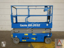 Genie GS-2032 aerial platform used Scissor lift self-propelled