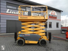 Haulotte Compact 12 DX 12DX used Scissor lift self-propelled