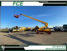 JLG M 600 JP aerial platform used telescopic self-propelled