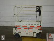 Vysokozdvižná plošina pracovná plošina na samohybnom podvozku Nožnicová plošina Haulotte Optimum 8