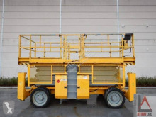 Genie GS-4390RT used Scissor lift self-propelled