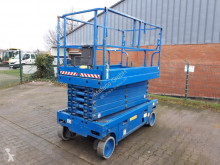 Haulotte Compact 14 used Scissor lift self-propelled
