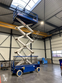 自推进式升降机 Hollandlift schaarhoogwerker, Monostar X-105EL16, 360 uren, werkhoogte 12.5 meter, uitschuifbaar werkplatform, 2WS
