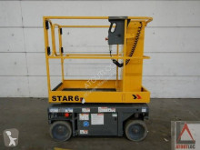 Haulotte Star 6 nacelle automotrice Mât vertical occasion