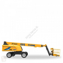 XCMG XGS22 XGS22 aerial platform new telescopic self-propelled