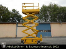 Genie Scissor lift self-propelled GS 2632, Scherenarbeitsbühne 10 m