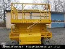 HAB Scheren Arbeitsbühne S125 16E2WD, AH 12 nacelă autopropulsată cu platforma tip foarfece second-hand