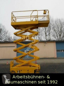 Genie Scissor lift self-propelled GS 3246, Scherenarbeitsbühne 12 m