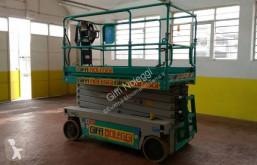 Plataforma elevadora Imer IT10122 plataforma automotriz de tijeras usada