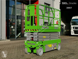 Palfinger FRONTEQ FS0808 / NEU / 230 kg nacelle automotrice Plate-forme ciseau occasion