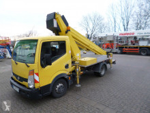 Ruthmann TB 270 / NISSAN CABSTAR used truck mounted