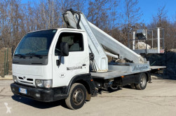 Nissan Cabstar e120 used truck mounted