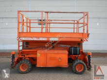Hollandlift Monostar X-105DL18 used Scissor lift self-propelled