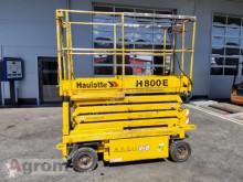 Nacelă autopropulsată cu platforma tip foarfece Haulotte H 800 E