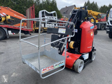 Manitou 100 VJR nacelle automotrice accidentée