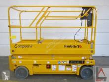 Plataforma elevadora plataforma automotriz de tijeras Haulotte Compact 8