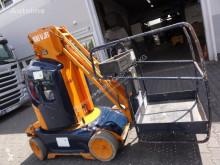 Vysokozdvižná plošina pracovná plošina na samohybnom podvozku Zvislá Manitou 100 VJR