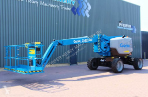 Genie Z62/40 4WD Diesel, Drive, 20.9 m Working Heigh самоходна вишка втора употреба