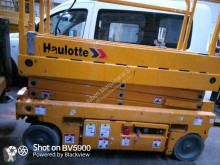 Plataforma elevadora plataforma automotriz de tijeras Haulotte Optimum 8 Optimun 8