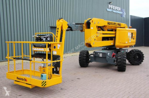 Nacelle automotrice Haulotte HA16RTJPRO Diesel, 4x4x4 Drive, 16 m Working Heigh