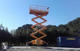 Plataforma elevadora Haulotte H 15 SX plataforma automotriz de tijeras usada
