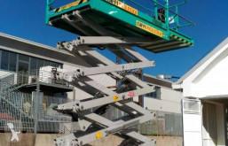 Vysokozdvižná plošina pracovná plošina na samohybnom podvozku Nožnicová plošina Imer IT12122