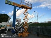 Vysokozdvižná plošina pracovná plošina na samohybnom podvozku Nožnicová plošina Haulotte Star 10
