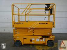Vysokozdvižná plošina Haulotte Compact 12 pracovná plošina na samohybnom podvozku Nožnicová plošina ojazdený