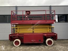Plataforma elevadora Liftlux SL172-18E 2WD hoogwerker schaarhoogwerker 2000 plataforma automotriz usada