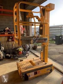 Vysokozdvižná plošina Power Tower Nano SP pracovná plošina na samohybnom podvozku Zvislá ojazdený