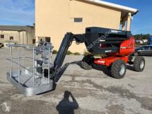 Manitou 160 ATJ gebrauchte selbstfahrende Arbeitsbühne Teleskopbühne