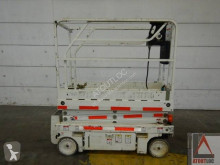 Haulotte Optimum 8 aerial platform used Scissor lift self-propelled