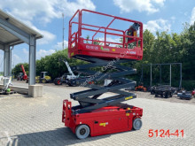 Magni ES 1012 E aerial platform used Scissor lift self-propelled