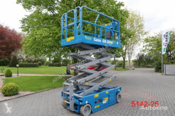 Genie GS 2646 used Scissor lift self-propelled