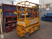 Haulotte Optimum 6 aerial platform used Scissor lift self-propelled