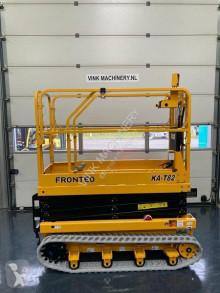 Pásová plošina FS 610 T rupshoogwerker