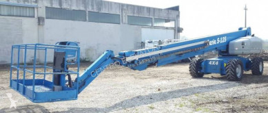 Genie S-125 aerial platform used telescopic articulated self-propelled