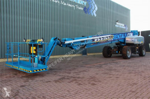 Genie SX125XC Valid Inspection, 4x4x4 Drive, 40.1m Worki aerial platform used self-propelled