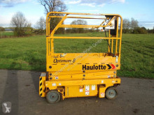 Haulotte Scissor lift self-propelled Optimum 8 Optimum 8